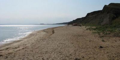 Пляж Песчанка город Феодосия - фотографии, отзывы, месторасположение 2021 год