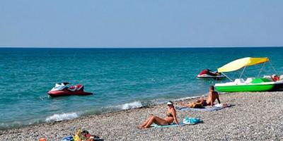 Рыцарский пляж в Евпатории - свежие фотографии, отзывы туристов, вопрос ответ