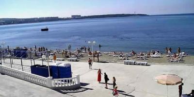 Пляж пансионата Кавказ на лето 2021 года, фотографии, отзывы, как проехать, режим работы.