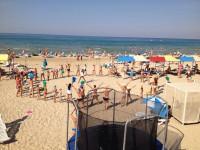 Пляж санатория Родник в Анапе - полезная информация для туристов, актуальные фотографии, свежие отзывы