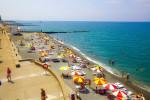 """Пляж санатория """"Сочи"""" в городе Сочи на курортный сезон 2021 с отзывами, фотографиями, маршрутами и актуальными ценами."""