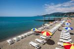 Описание пляжа санатория Знание на лето 2021 года с фотографиями, отзывами