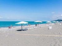 """Пляж санатория """"Магадан"""" для туристов на курортный сезон 2021 года, с ценами, адресом, отзывами"""