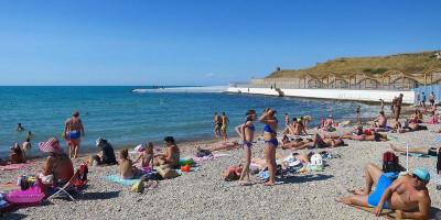 Пляж Солнечный в городе Севастополь - отзывы туристов, фотографии, режим работы