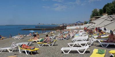 """Описание пляжа """"Солнечный"""" для отдыхающих на курортный сезон 2020 года, отзывы, фотографии"""