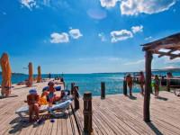 Пляж Сосновая роща на лето 2020 года, отзывы, инфраструктура, как проехать