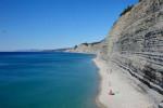 Дикий пляж в районе Геленджика - Сосновка как проехать, кемпинг, отдых, лето 2020