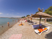 Пляж санатория Строитель в Геленджике, подробная информация, отзывы, как проехать, режим работы, стоимость