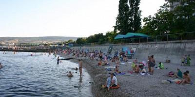 Пляж Суворинские Камни Феодосия - описание, фотографии, отзывы