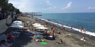 Описание пляжа Светлячок для отдыхающих на курортный сезон 2020 с фотографиями, отзывами, ценами