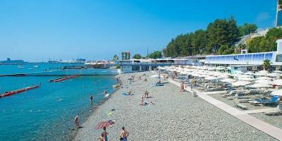 Описание пляжа имени Мориса Тореза в городе Сочи на курортный сезон 2020