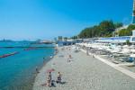 Описание пляжа имени Мориса Тореза в городе Сочи на курортный сезон 2021