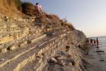 Пляж У маяка г. Геленджик один из диких пляжей города, как проехать, фотографии, режим работы, отзывы