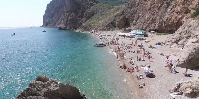 Пляж Васили в районе Севастополя г. Балаклава на лето 2020 года - как проехать, фотографии, отзывы