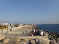 "Пляж ""Волна"" на территории курорта  Адлер 2021"