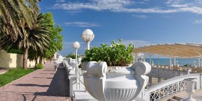 Пляжный комплекс Звездный в городе Сочи для отдыхающих на курортный сезон 2020, цены, фотографии, отзывы