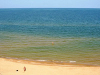 Пляжи Кучугуры