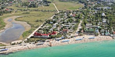 Климат и погода поселка Черноморское