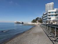 Пляж Приморский в Сочи — пляжи в центральном районе Сочи