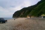 Приморский пляж в городе Туапсе отзывы туристов настоящие фотографии адрес как проехать описание.