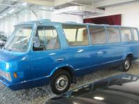Ретро автобус в Музее