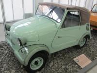 Самый маленький автомобиль в музее