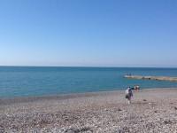 Пляж Русалочка в Сочи — район Мамайка Сочи