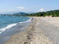 Пляж Синопский в городе Сухум на лето 2021 года - фотографии, отзывы туристов