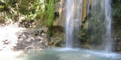 Тенгинские водопады в Лермонтово описание отзывы фото как проехать адрес цена билета.