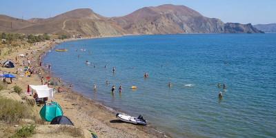 Описание пляжа Тихая бухта на лето 2021 года - описание, как проехать, инфраструктура, фотографии