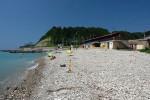 Описание пляжей поселок Макопсе летом 2021 года, полезная информация, советы от��ыхающих, инфраструктура, развлечения