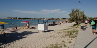 Топ лучших пляжей в поселке Черноморское на лето 2020 года - фотографии, отзывы