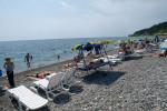 Самые интересные пляжи поселка Дагомыс: описание, как пройти, фотографии, отзывы туристов.