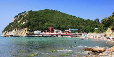 Топ пляжей поселка Джанхот на лето 2021 года, актуальные фотографии, отзывы туристов, как проехать