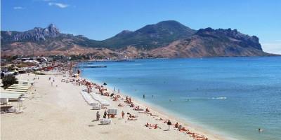 Список лучших пляжей в поселке Коктебель на лето 2021 года - фотографии, отзывы
