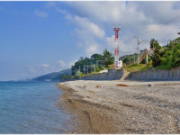 Фотографии пляжа Чемитоквадже - отзывы туристов, фотографии, как проехать