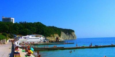 Пляжи поселка Дивноморское - лето 2021 года, фотографии, актуальные отзывы, как проехать, режим работы