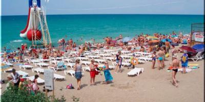 Описание лучших пляжей в поселке Николаевка на лето 2021 - фотографии, отзывы, инфраструктура