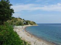 Пляжи поселка Вишневка на лето 2021 года, подробное описание, фотографии, отзывы туристов