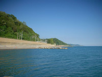 Пляжи в Вардане