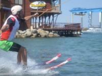 Водные лыжи для новичков