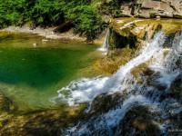 Водопады реки Жене, описание, как проехать