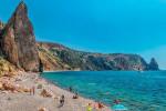 Яшмовый пляж в городе Севастополь – информативный обзор, месторасположение, отзывы туристов, курортный сезон 2021 года.
