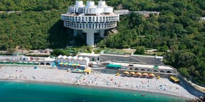 Золотой пляж г. Ялта - описание, фотографии, отзывы туристов, лето 2020